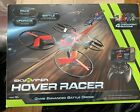 Sky Viper Hover Racer Game Enhanced Battle Toy Drone 4 Checkpoint Beacons New!