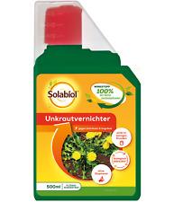 SBM Bayer Garten 3 Stunden Bio-Unkrautfrei, 500 ml