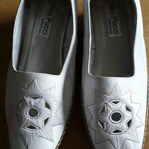 Sz 8M Gino Pucci by Mezzy May Shoes