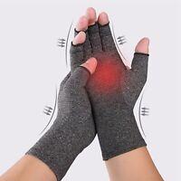 Arthritis Handschuhe Kompression Gelenk Finger Schmerzlinderung eNwrg