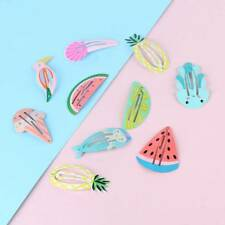 Cute Fruit Haarspange Snaps Mädchen Kinder Baby Haarnadel Zubehör Geschenke