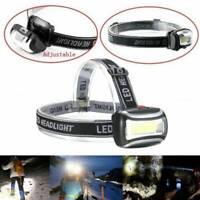 HOT 2000LM LED Headlamp Headlight Flashlight Head Light Camping Lamp Durable