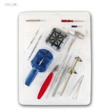 Werkzeug für Uhren 14-Teiliges Set, Uhrmacher Stiftaustreiber für die Armbanduhr