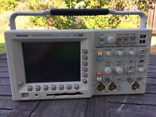 Calibrated Tektronix Tds 3012b Digital Oscilloscope 100mhz 2chan 9190 New