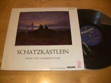 10/81 Schatzkästlein - Musik zur Dämmerstunde (Hans Georg Arlt,Krapp,Grell