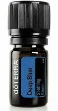 DoTERRA DEEP BLUE 5ml Oil NEW and Sealed Exp 2023/01