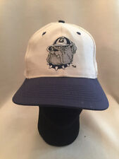 Vtg Georgetown Hoyas Top of the World Fitted Hat Cap Size 7