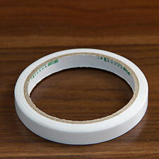 New Double Sided Super Strong Adhesive Tape Sticker Stationery Roll White 1M