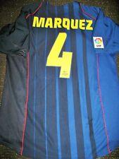 Authentic Marquez Barcelona Jersey 2004 2005 Shirt Camiseta Mexico Leon L