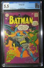 Batman #197 (1967 DC) CGC 5.5...Catwoman & Batgirl cover and story