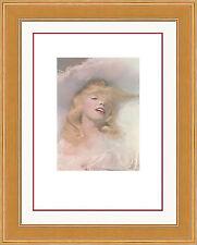 Marilyn Monroe Lithograph Unframed