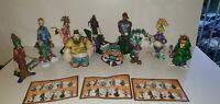 Complete Collection Vintage AZBO'S Figurine.Rare