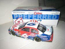 '06 Team Caliber Mark Martin #6 AAA 1:24 Car ;Preferred Series; Triple A ;Nascar