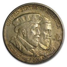 1924 Huguenot-Walloon Tercentenary Half Commem AU - SKU#44302