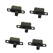 5 x Mini 3 pin Slide Switch - toy switch - SPDT - light on off - projects