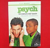 PSYCH - SEASON 1 COMPLETE - ( 4 DISC) - DVD