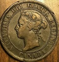 1900 CANADA LARGE 1 CENT PENNY