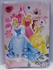 Geburtstagskarte Glückwunschkarte - 3D - Princess (04)