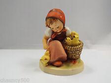 Goebel Hummel Figurine #57 Chick Girl TMK-3 Germany