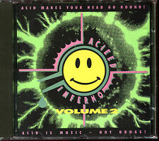 ACIEED INFERNO VOL.2  THE ACID IS MUSIC - MAXI VERSIONS - CD COMPILATION [1138]