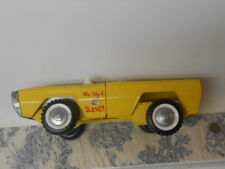 "Vtg. Buddy L ""Zoo"" Pressed Steel Toy ATV / Car"