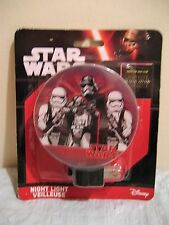 "Star Wars ""The Force Awakens"" Night Light new/sealed"