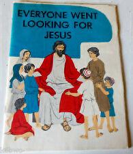 Everyone Went Looking For Jesus Seabury Press 1966 Seabury Series Episcopal
