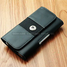NEW Samsung Galaxy Note 8 Black Heavy Duty Pouch Belt Clip Holster Cover Case