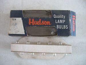 Hudson Lamp Bulbs 334 x10