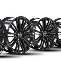 4x Audi 19 Zoll Felgen A3 S3 A4 S4 Alufelgen S line 8W0601025BE 8,5x19 ET 40 NEU