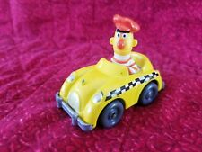 1981,1983, Muppets Inc. Playskool Inc. Bert in Metal Car Happy Meal Toy-China
