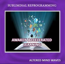 Awaken Accelerated Learning Subliminal Hypnosis - Learn and Remember Faster