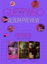 ITZY ALBUM [GUESS WHO] SELECT VERSION+PREORDER BENEFITS-KPOP SEALED NEW+TRACKING