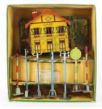 Train echelle O JEP COFFRET ACCESSOIRES  / jouet ancien