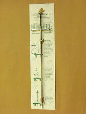 C.S. Osborne #417 Tufting Needle