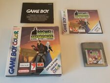 ROSWELL CONSPIRACIES: ALIENS, MYTH + LEGEND. Game Boy Color game. Complete.