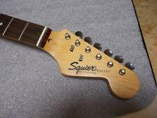 2002 Fender Squier Bullet loaded electric guitar neck Indonesia Nice