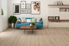 Indian Natural Brown Oak Wooden Laminate Flooring 8mm By 193mm By 1380mm SAMPLE