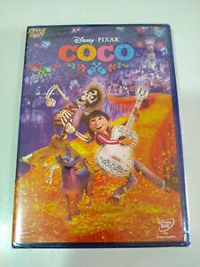 Coco Disney Pixar - DVD + Extras Neu 3T