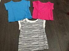 Lot Of Cat And Jack T Shirts Girls Toddler 12 And 18 Month