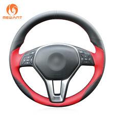 DIY 3D Custom Steering Wheel Cover for Mercedes Benz A-Class B-Class CLA #02129