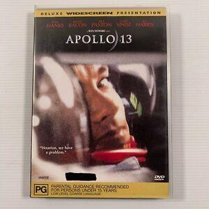 Apollo 13 (DVD, 2002) 1995 Ron Howard film Tom Hanks Kevin Bacon Region 4