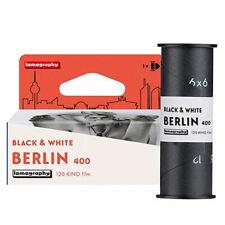 Lomography Berlin Kino B&W 120 ISO 400 Film