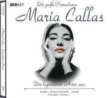 Maria Callas Die legendären Arien aus La Traviata, Macbeth... (Laserlig.. [2 CD]