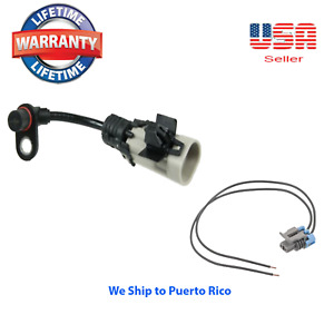 ABS Wheel Speed Sensor Front R or L W-Connector Fit:CAPTIVA SPORT EQUINOX XL-7