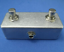 2 Button Amp Footswitch Pedal for Reissue Fender '65 Twin Reverb Marshall P802