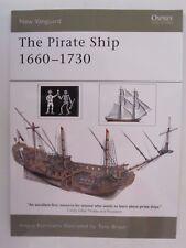 Osprey New Vanguard 70: The Pirate Ship 1660-1730