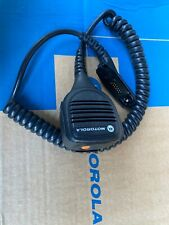 MOTOROLA  SPEAKER MIKE PMMN4025 for DP4400, DP4600, DP4800