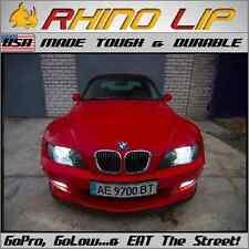 BMW 4-Series F32 F33 Cabrio Coupe F36 GranCoup Rubber Spoiler Splitter Chin Lip