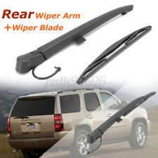 2PCS Rear Window Wiper Arm Blade Kit For 07-13 Chevrolet Suburban 2500 1500 US